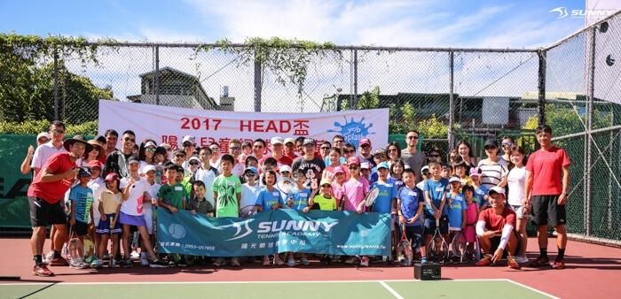 2017 SUNNY Junior cup tournament 兒童網球 陽光
