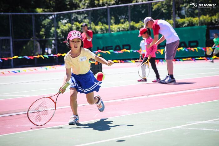 2017 SUNNY Junior cup 陽光 兒童網球