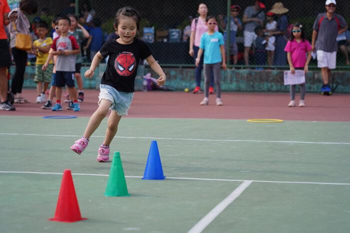 2019 sunny kid 兒童網球 比賽 幼兒 tennis