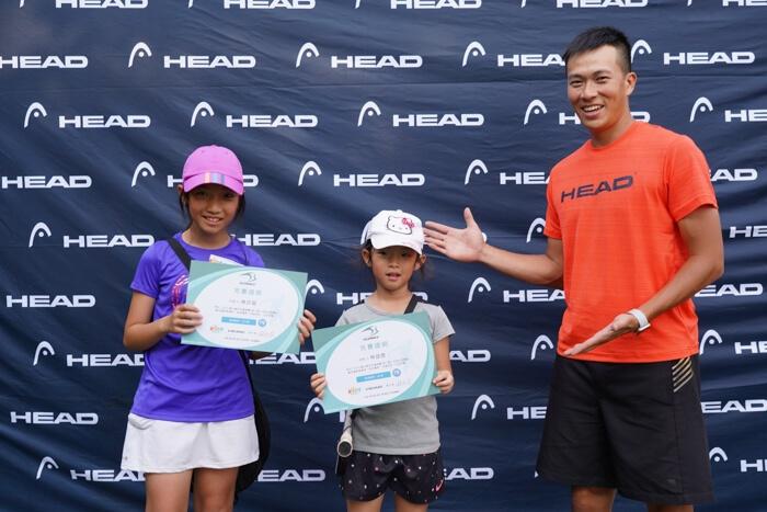 2019 sunny kid 兒童網球 比賽 tennis