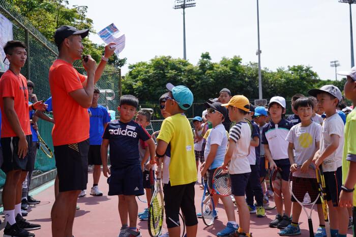 2019 sunny kid 兒童網球 比賽