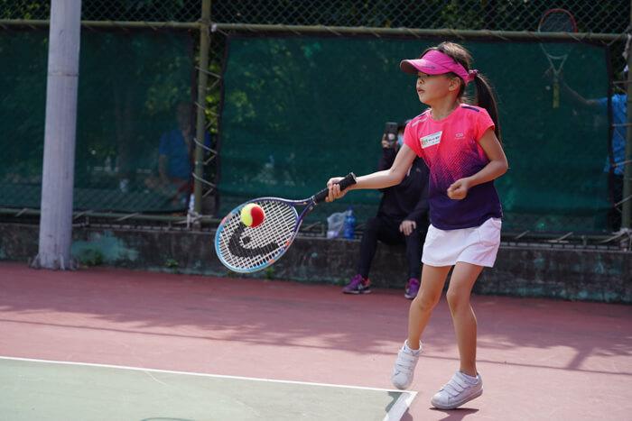 2019 sunny kid 兒童網球 比賽 陽光